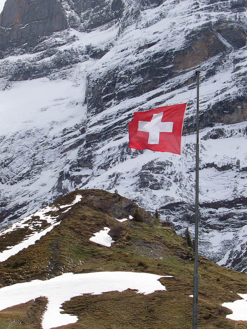 Switzerland, Bernese Oberland - Grosse Scheidegg