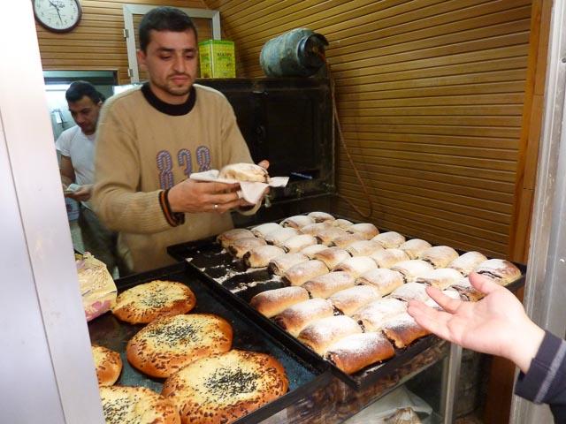 Syria, Aleppo Bakery 1