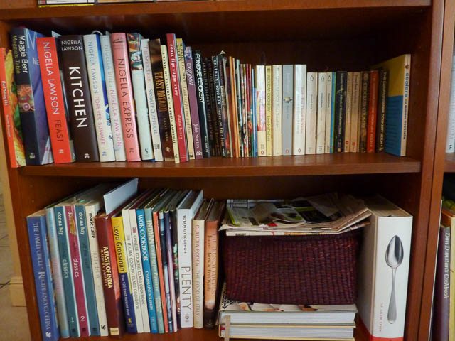 Cookbooks & Recipes...