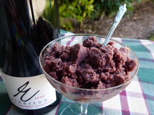 Iced Chocolate Wine – My First Heston