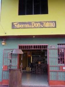 Don Jaime Exterior