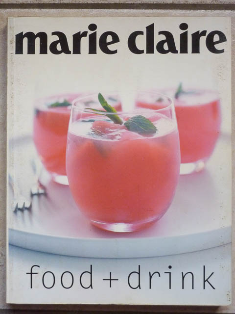 Marie Claire Food & Drink