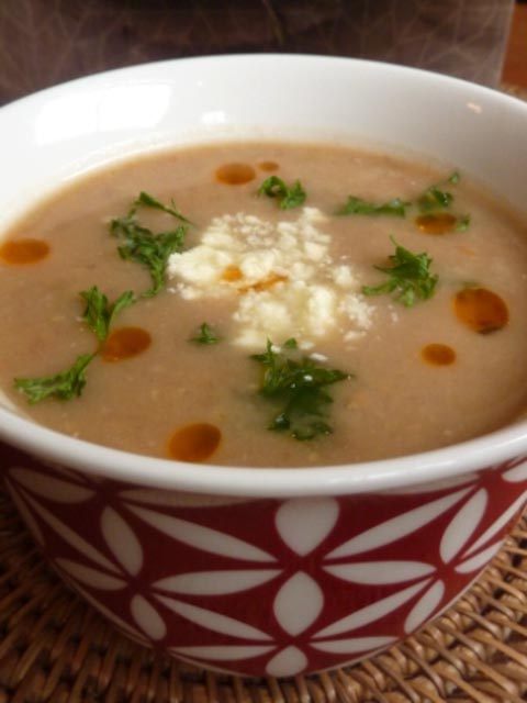Moroccan Chickpea Harira Soup – Random Recipes #27