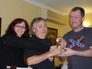 Anne & Richard accept their fate in 2012