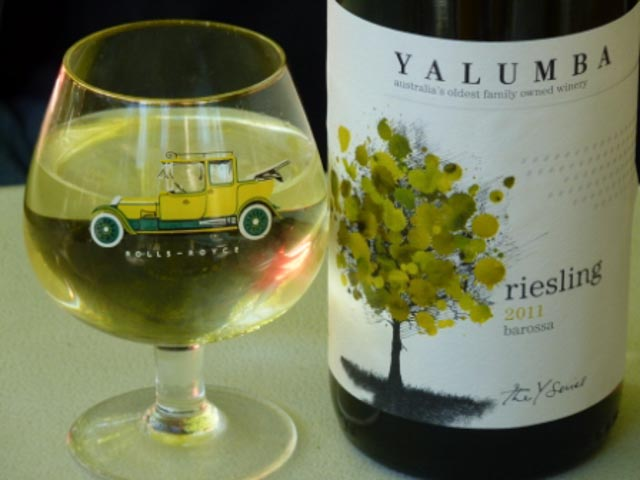 Yalumba Wine