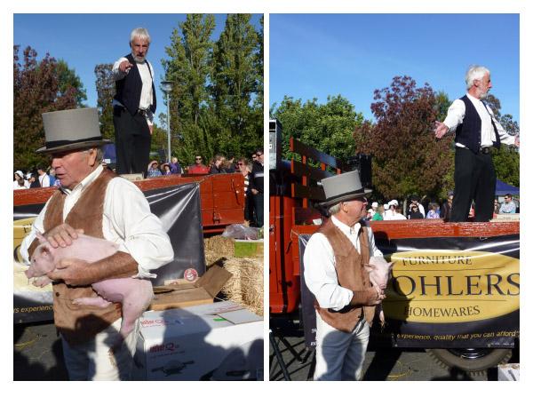 Ziegenmarkt auction pair 2
