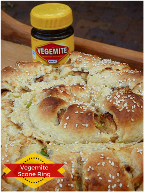 Vegemite Scone Ring 2