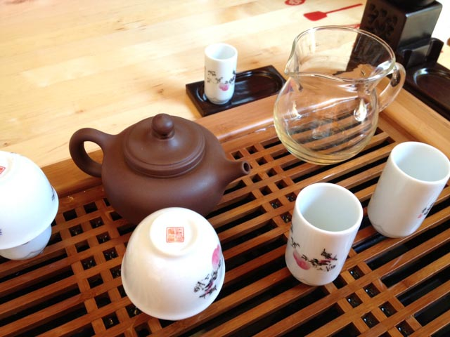Tea Ceremony Equipment