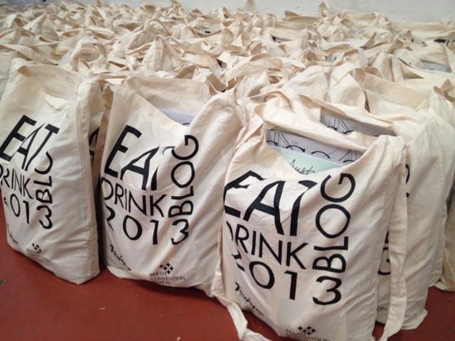 EDB Goodie Bags