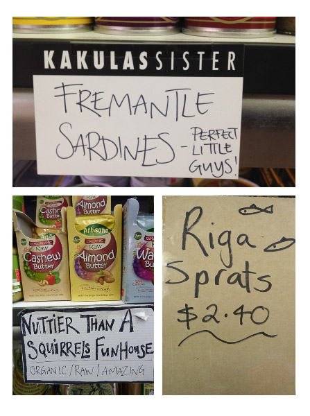 Kakulas Trio of signs