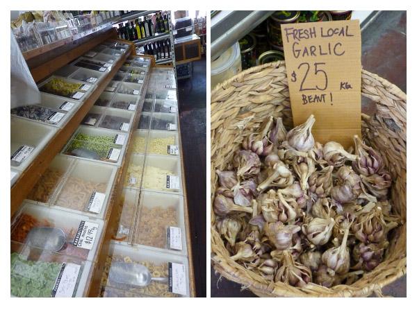 Kakulas garlic pair