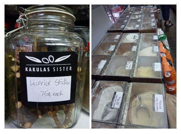 Kakulas licorice pair