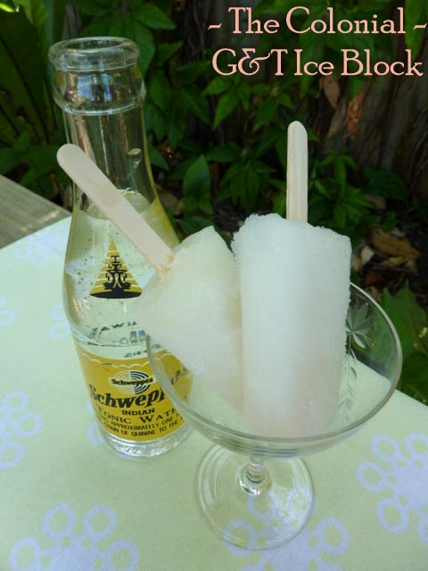 The Colonial G&T Iceblock 1