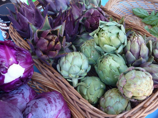 City Farm Artichokes