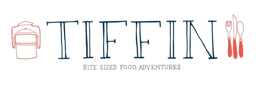 Tiffin – bite sized food adventures header image