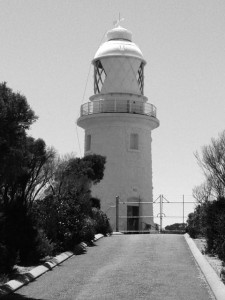 WA Cape Naturaliste lighthouse