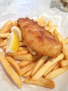 WA Fish'n'chips
