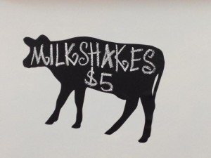 WA Margaret River Milkshakes