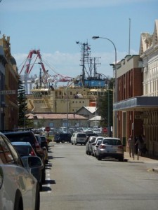 Fremantle Docks