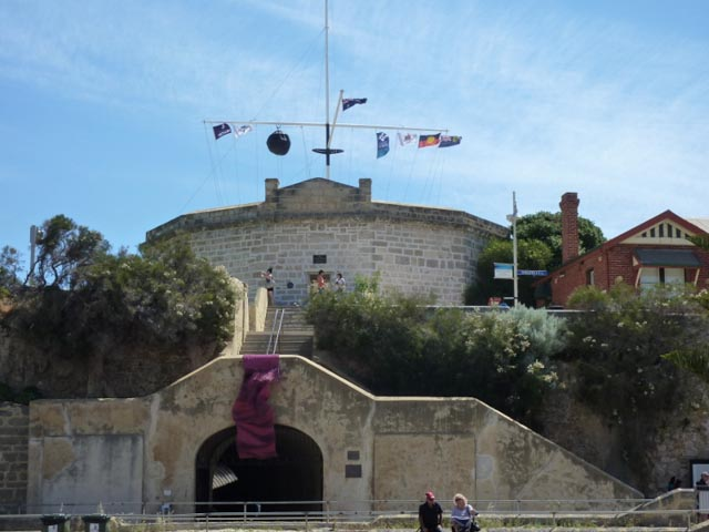 Convict Era Round House - Fremantle, WA