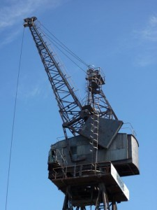 Fremantle Crane Old