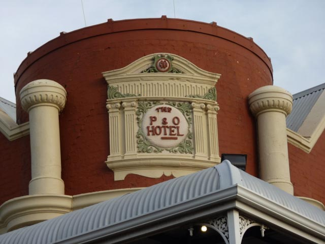 Historic P&O Hotel - Fremantle, WA
