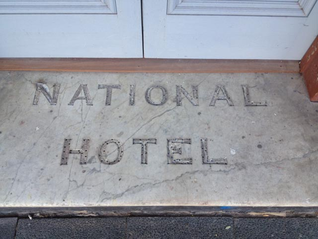Fremantle National Hotel Doorstep