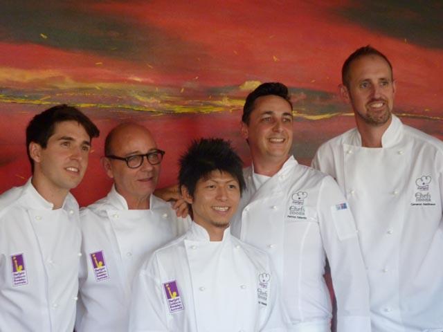 Starlight Chefs