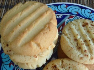 Tahini cookie 2