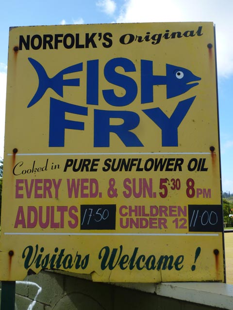 Norfolk Fish Fry