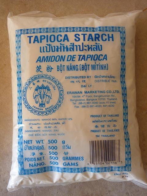 Tapioca Starch
