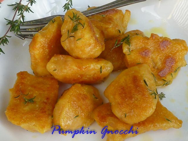 Pumpkin & Ricotta Gnocchi and The Big Night - Tiffin ...