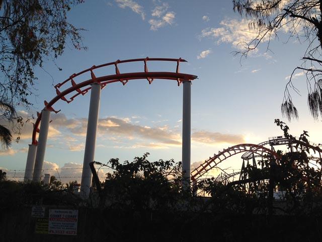 #RollercoasterOfTerror