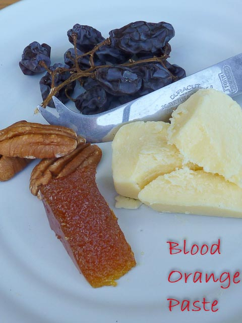 Blood Orange Paste Cheese 1
