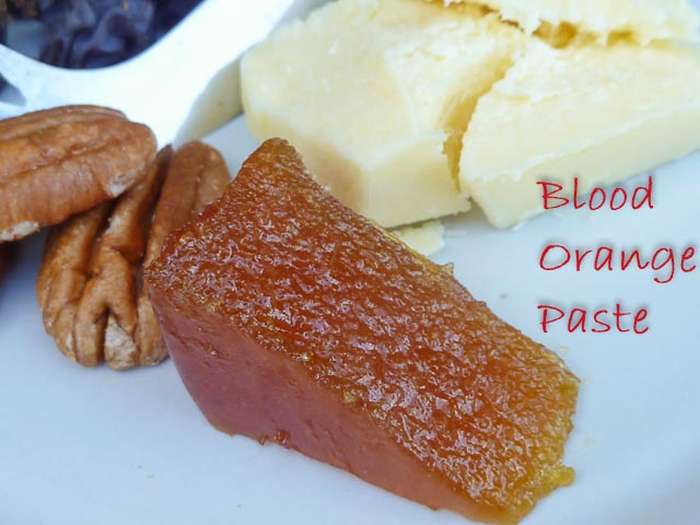 Blood Orange Paste Cheese 3