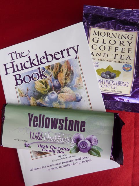 Huckleberry goodies