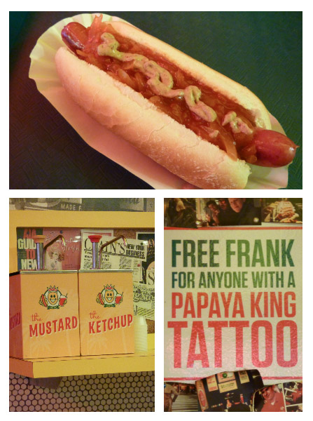 Papaya King Trio
