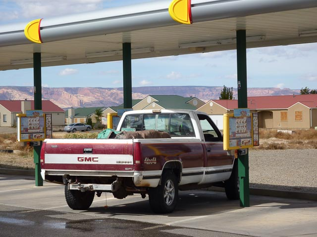 Kayenta, AZ - Sonic local lunching