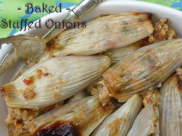 Baked Onions 1