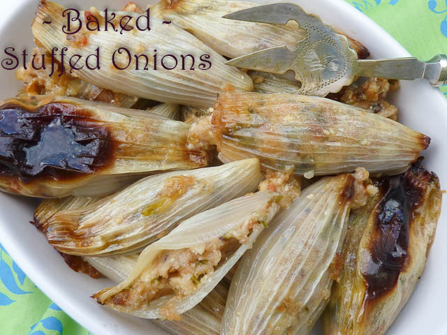 Baked Onions 3