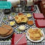 Breakfast in Fes Medina
