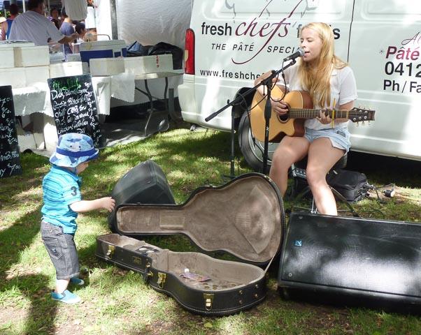 Market Musician