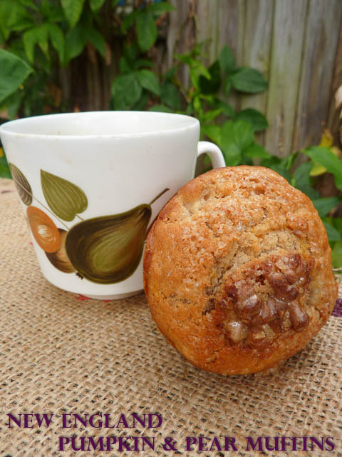 New England Pumpkin Muffins 3