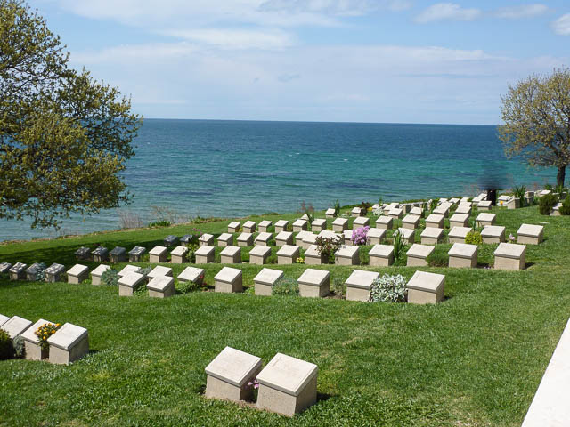 Beach Cemetery - Gallipoli, Turkey