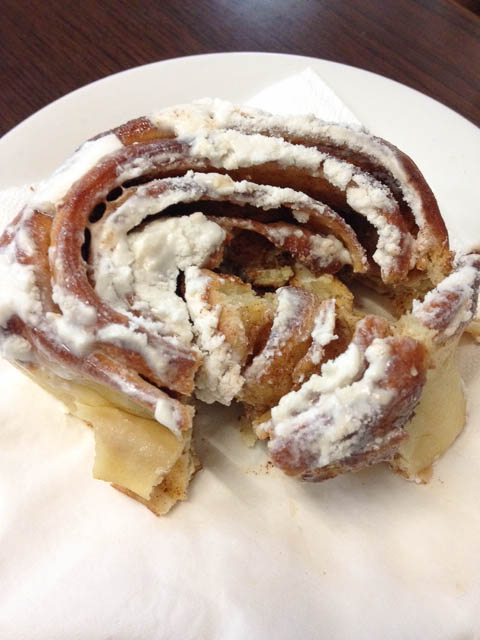 Cinnamon Scroll...