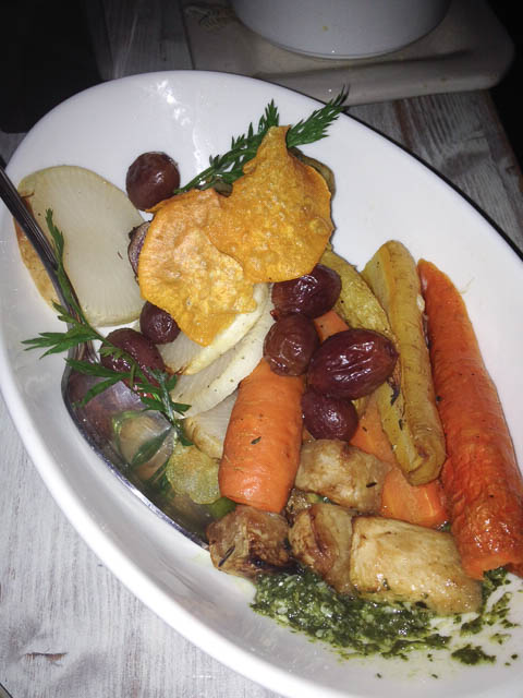 Roasted Root Veges