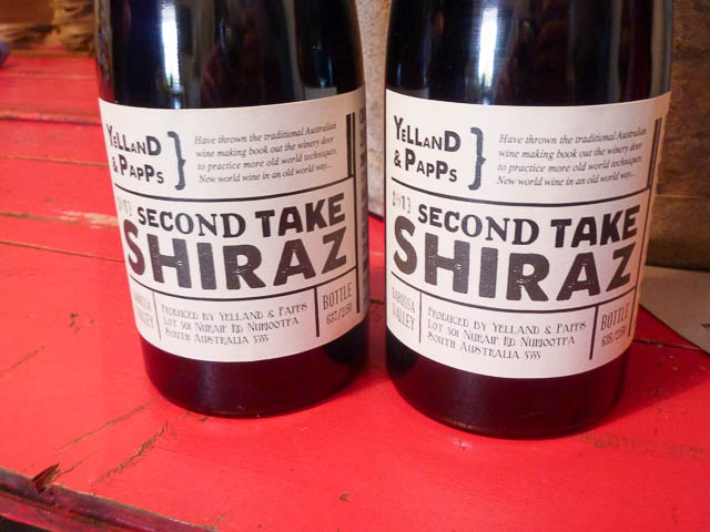 Second Take Shiraz