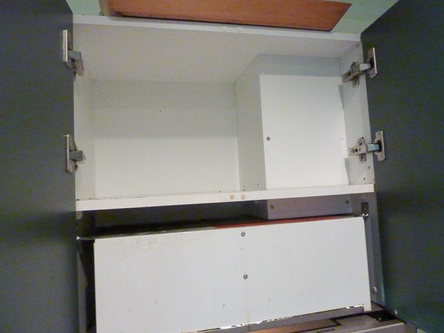 IMK Empty Cupboard