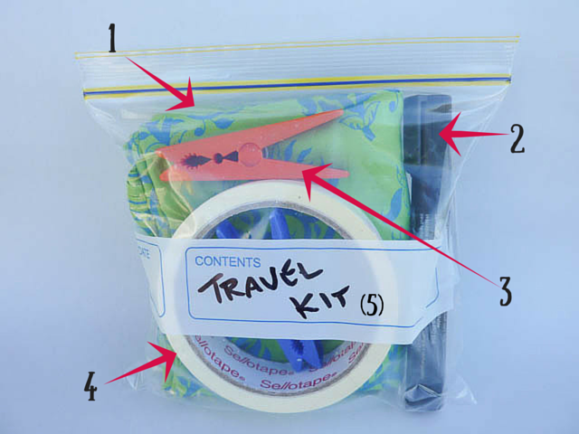 Travel Kit Bag