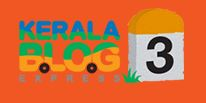 Badge for Kerala Blog Express competition